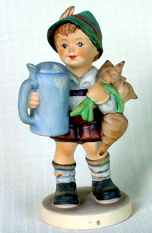 Hummel Figurines A large