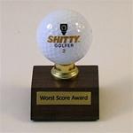 worst golfer